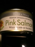Can of Pink Salmon