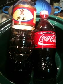 Coke & Soy Sauce