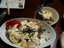 Crab Fried Rice at Ojiya