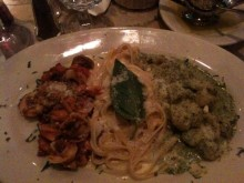 Little Italy The Three Amazing Pasta