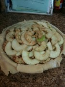 Sliced Apple Pile UP