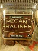 TJ Pecan Pralines